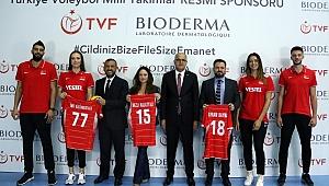 TVF ile Bioderma Arasında Sponsorluk Anlaşması Yapıldı