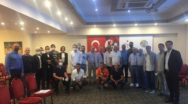 TVOLAF'da Yeni Yönetim Olağanüstü Genel Kurul'da Belirlendi