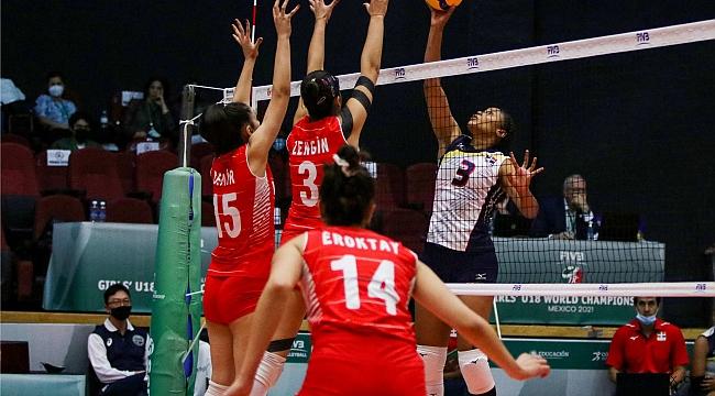 U18 Kız Milli Takımımız, Dünya Şampiyonası'na Galibiyetle Başladı