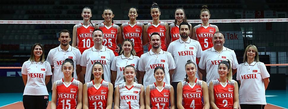 U18 Kız Milli Takımımız, Dünya Şampiyonası'nda Sahne Alıyor