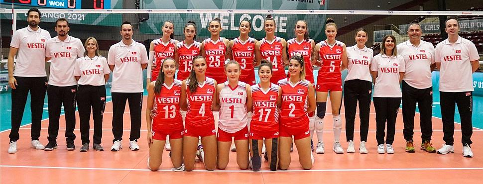 U18 Kız Milli Takımımızın Son 16 Turundaki Rakibi Meksika Oldu