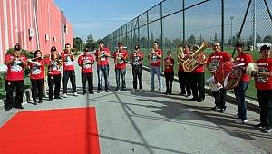 Mihallıççıkspor, Beşiktaş maçı karnavala dönecek