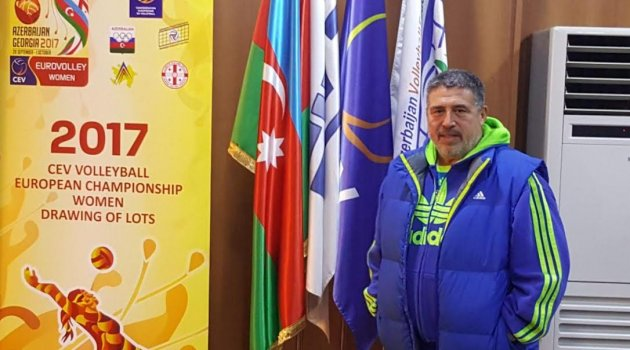 Adnan Kıstak Azerbaycan'da!..