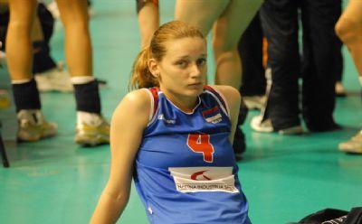 Aleksandra Petrovic Eczacıbaşı VitrA'da!