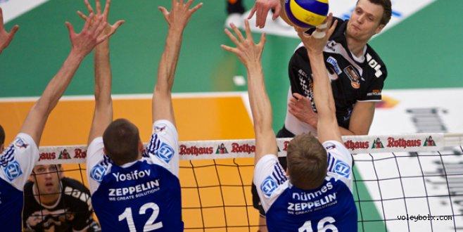 Almanya final serisinde eşitlik: 1-1