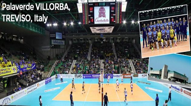 Bayanlar Şampiyonlar Ligi Dörtlü Finalleri Yine İtalya'da