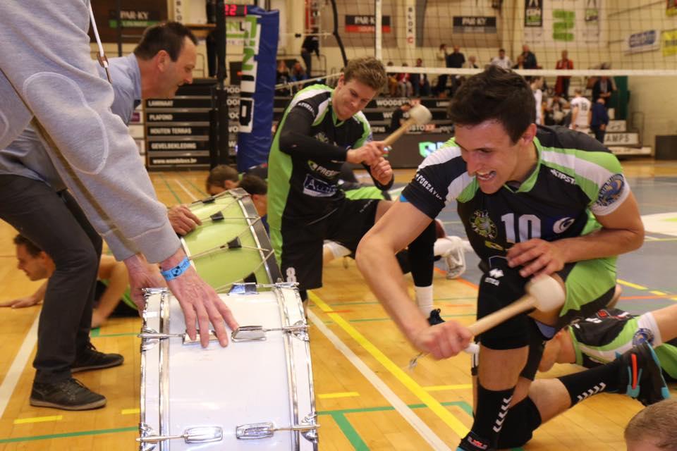Belçika final grubunda Prefaxis, Lindemans'ı 3-1 yendi