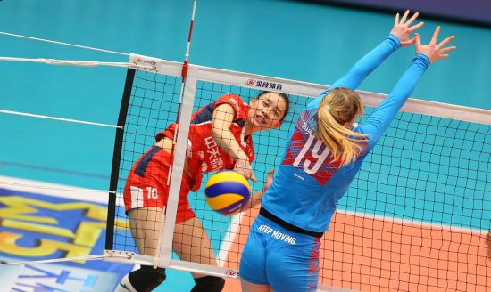 Çin'de Zhejiang ve Jiangsu seriyi 2-0 yaptı