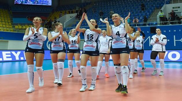 Dinamo Kazan Liderliğini Sürdürdü