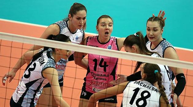 Dinamo Kazan Seriye İyi Başladı