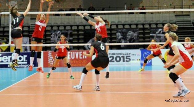 Sultanlar ilk hazırlık maçında Belçikayı 3-2 yendi
