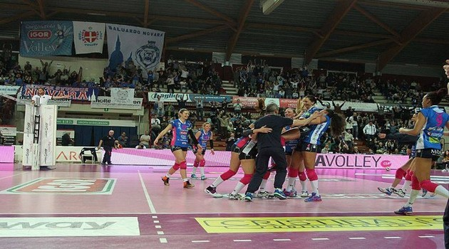 İtalya Kupası'nda Çeyrek Finaller Tamamlandı