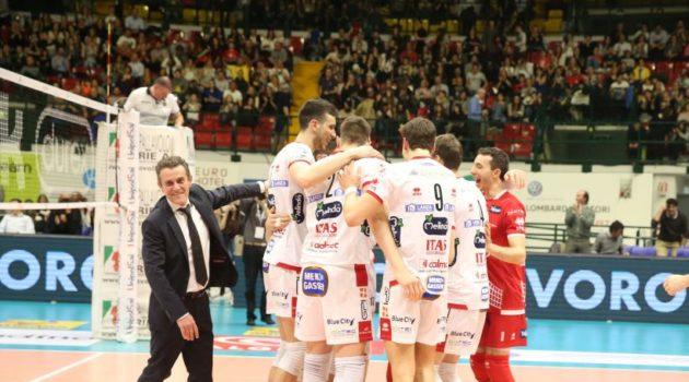 İtalya Ligi'nde Çeyrek Final Eşleşmeleri Belirlendi