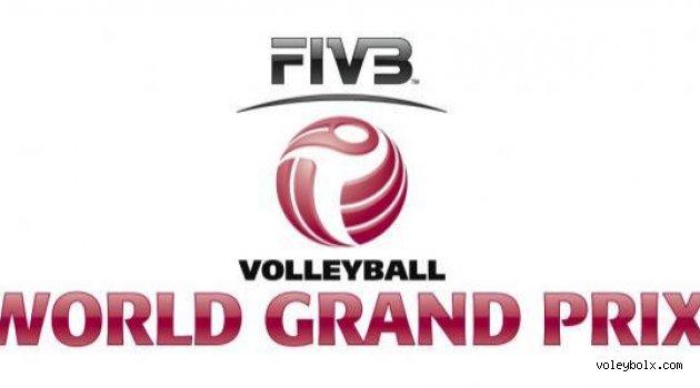 2015 FIVB Dünya Grand Prix'i C Grubu basın toplantısı duyurusu