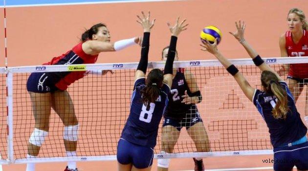 2015 FIVB Dünya Grand Prix'i C Grubu maçları başladı