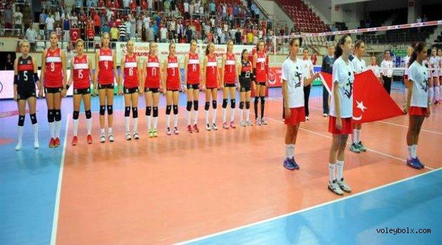 Avrupa Ligi'nde İzmir'de Gürcistan'ı ağırlıyoruz