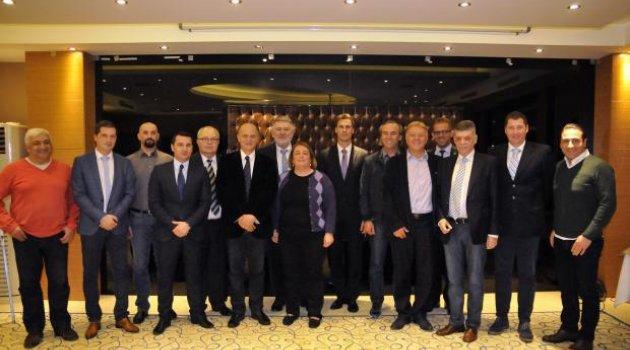 Balkan Voleybol Birliği Teknik Komisyon Toplantısı İstanbul'da Gerçekleşti