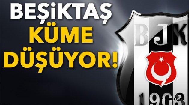 Beşiktaş Bayan Voleybol Takımı küme düşüyor
