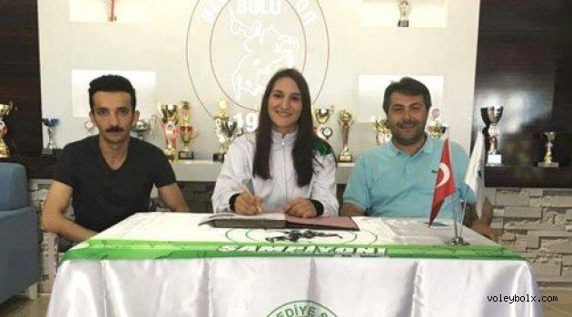 Bolu Belediyespor Esma Yaşar'ı transfer etti