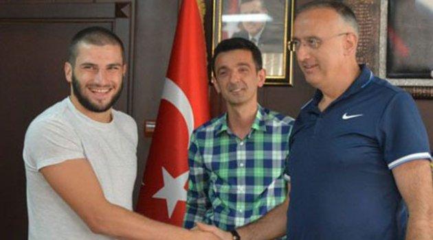 Bulancak Belediyespor'a Gürcü oyuncu
