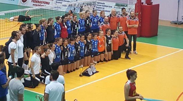 Çanakkale Belediyespor 3-0 Beşiktaş