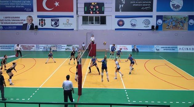 Çanakkale Belediyespor 3-0 Halkbank