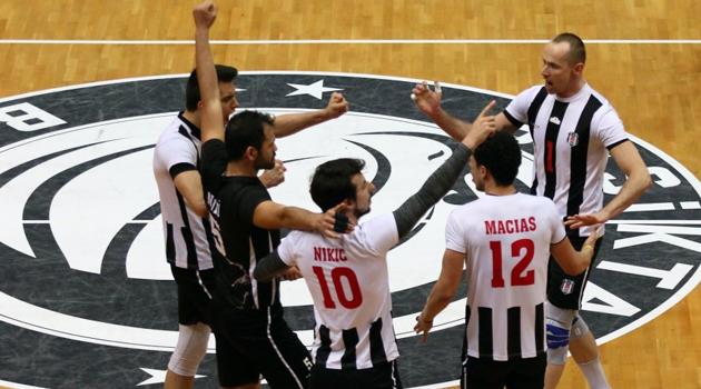 Derbi Beşiktaş'ın