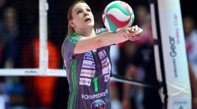 Eva Mori'nin yeni takımı Beziers
