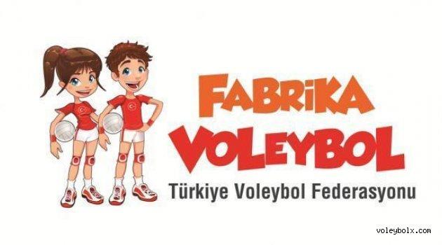 Fabrika Voleybol Aydın ve İzmir için son kayıt çarşamba