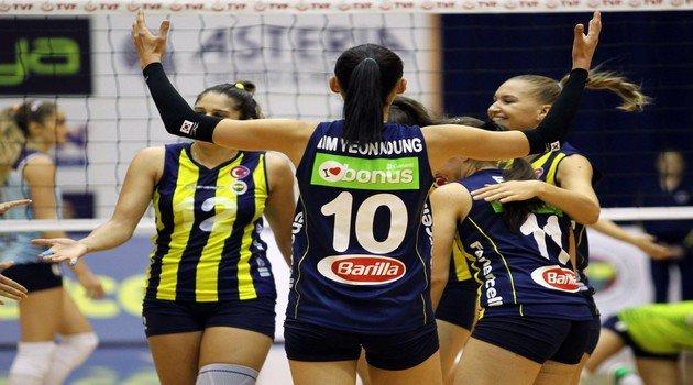 Fenerbahçe 3-1 Sarıyer Belediyesi