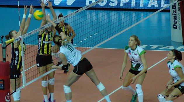 Fenerbahçe'den 3. galibiyet