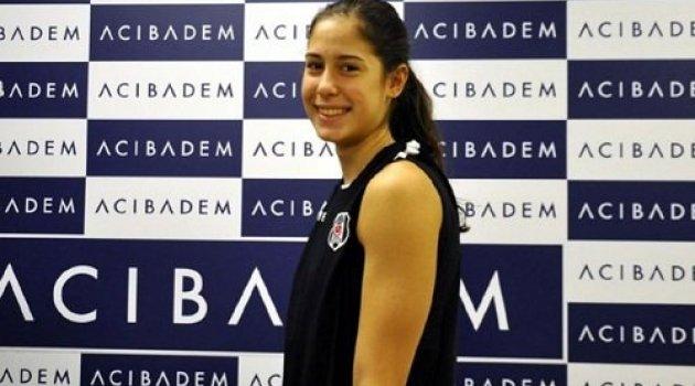 Fenerbahçe'nin son transferi Çağla Akın