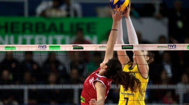 Güney Amerika'da Şampiyon Brezilya