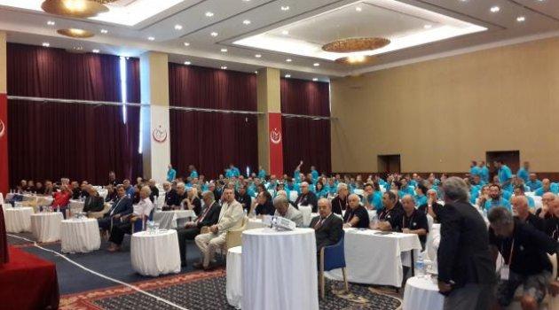 Hakem ve Gözlemci Bilgilendirme Semineri Konya'da Başladı