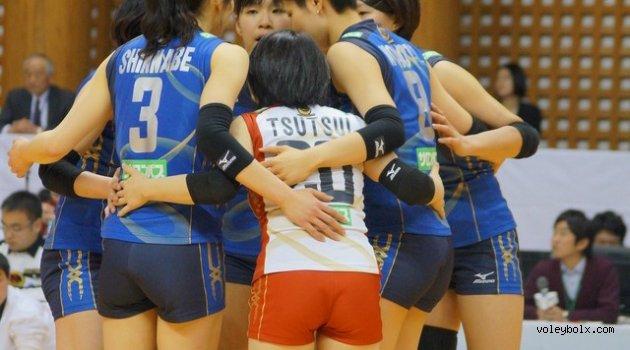 Hisamitsu Springs Dünya Kulüpler Şampiyonası'nda