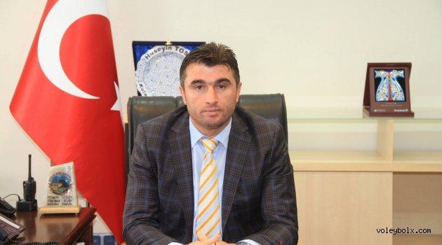 Jeopark Kula Belediyesi Voleybol Takımı ikinci lige hazırlanıyor