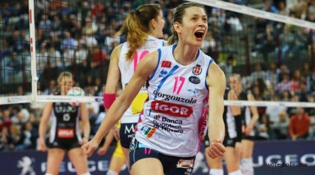 Katarina Barun Bergamo'da