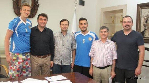 Kula Belediyespor transfere devam ediyor