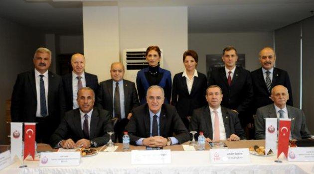 MHGK Toplantısı'nın İkincisi Ankara'da Yapıldı