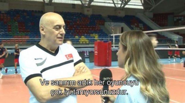 Milenkoski ve Milliler NTVSpor'a konuştu (VIDEO)