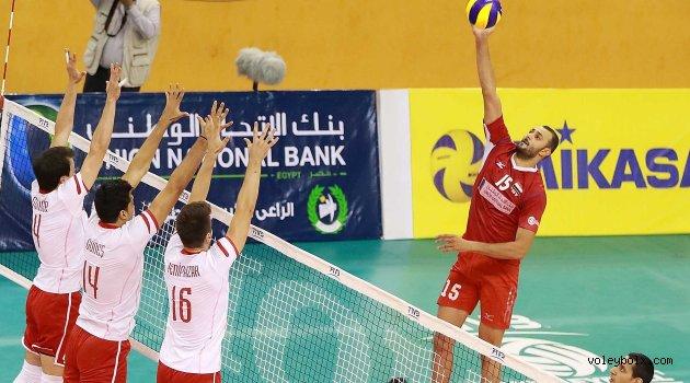 Mısır 3 – 1 Türkiye