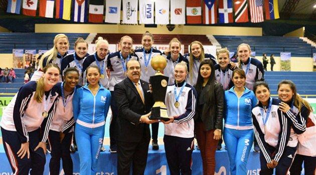 Pan Amerika Kupası 5. kez Amerika'nın!..