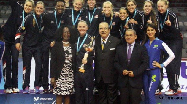Pan Amerikan'da ABD üst üste 4. kez şampiyon