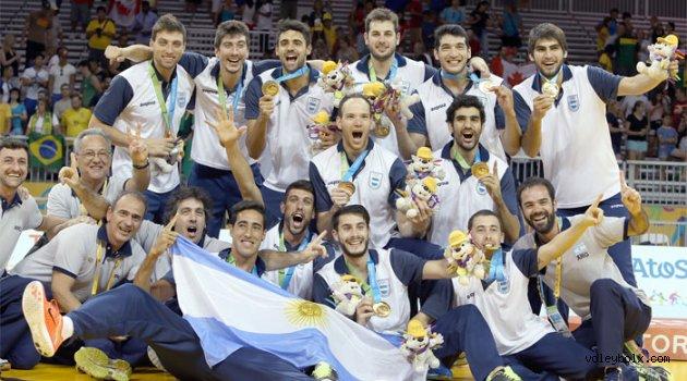 Pan Amerikan'da Arjantin şampiyon oldu