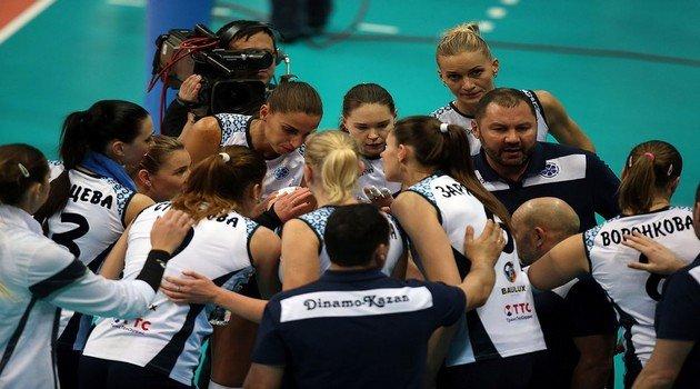 Rusya Bayanlar Voleybol Ligi'nde 7.Hafta