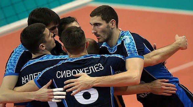 Rusya Erkekler Voleybol Ligi'nde 11.Hafta