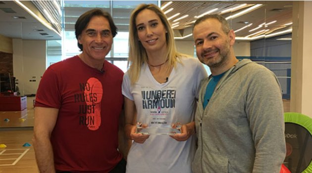 Seda ve Turgay çifti 'Sporun Renkleri' programına konuk oluyor