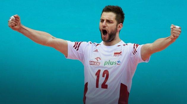 Skra Belchatow'un ilk transferi Grzegorz Lomacz