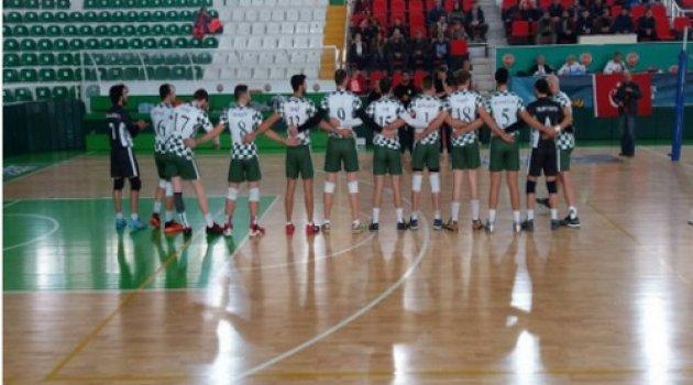 Solhan Spor 5 Sette Kazandı