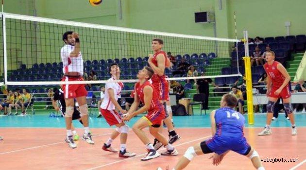 Türkiye 2 - Rusya 3